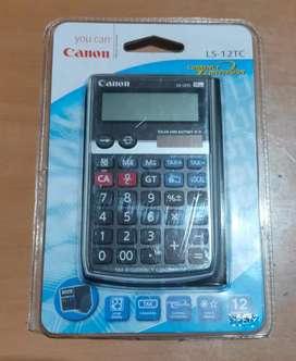 Kalkulator Canon LS-12 TC