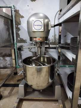 Pizza dough mixer 20 litres , pizza oven fast food setup