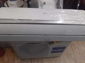 HAIER 1.5 TON FULL DC INVERTER HEAT AND COOL  GOOD CONDITION  RS48000