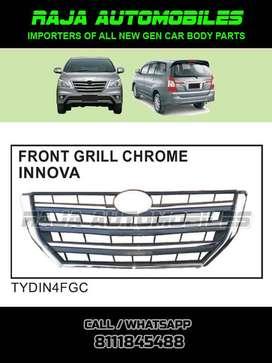 Innova Type4 Full Chrome Grill
