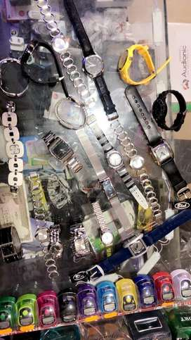 IMPORTED SWEDEN WATCHES STIANLESS STEEL UK LOT FRESH IMPORT