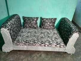 New Single piece fancy sofa