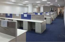 * FULLY FURNISHED OFFICE SPACE * ALIGANJ * Very Posh Location *