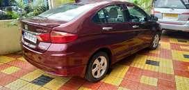 Honda City 1.5 V MT Sunroof, 2015, Petrol