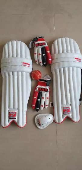 Cricketer kit