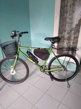 Sepeda Fixie Modif
