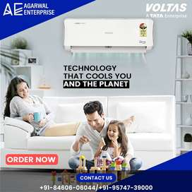 VOLTAS 1 TON 3-STAR SPLIT INVERTER AC