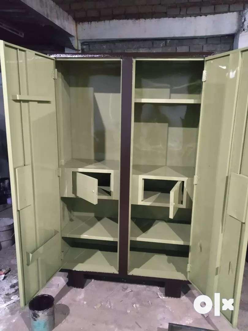 New double door almari at wholesale price for sale 0