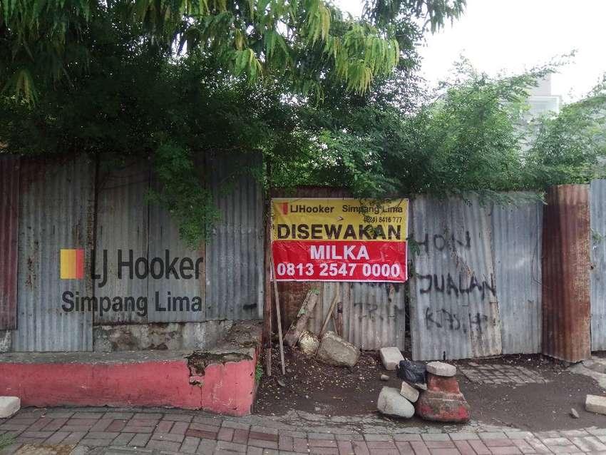 Disewakan murah tanah di Jenderal Sudirman (9488-MIL)