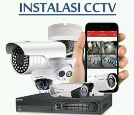 Instalasi cctv murah online full HD jernih Jabodetabek