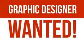 Required a graphic designer