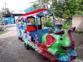 Jual odong kereta motor gajah RAA siap antar