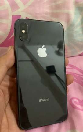 Iphone x 256gb no minus