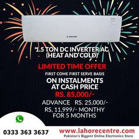 1.5 Ton Inverter AC Best Offer in Lahore