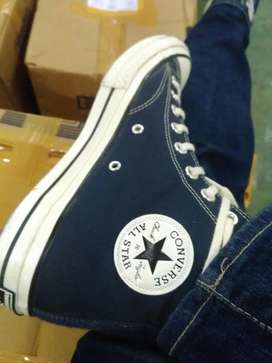 Converse 70s warna navy, size 42