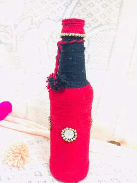 Crafted bottle