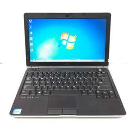 Laptop Baru Stok Lama ex Display Garansi 2 bulan Dell E6230