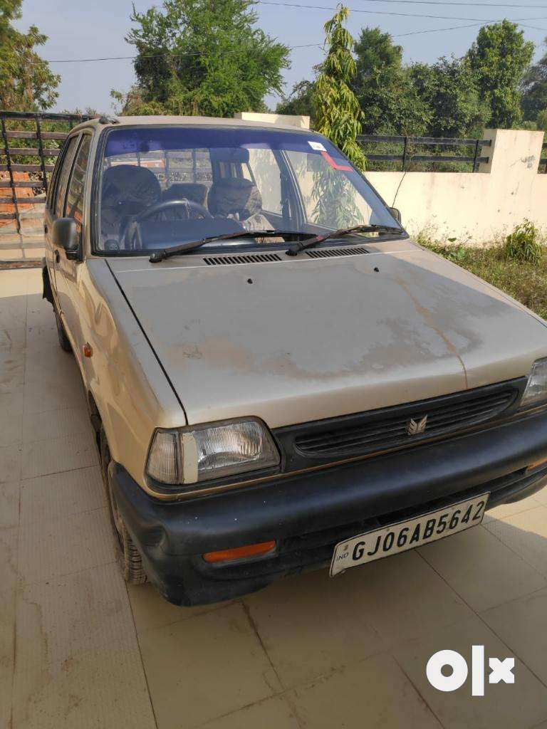 Maruti Suzuki 800, 2001, CNG & Hybrids 0