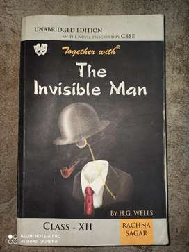 The invisible man 10th novel