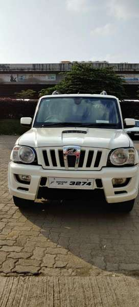 Mahindra Scorpio VLX 2WD BS-III, 2014, Diesel