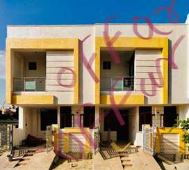 3bhk villa for sale with ragisrty no extra charg