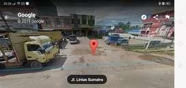 Dijual Ruko disamping Bank BRI Unit Betung. 2 Pintu 2 Lantai
