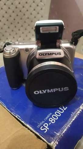 Olympus digital camera sp 800uz import by soudi arab