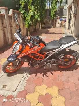 KTM 390 Duke ABS 12000 KM