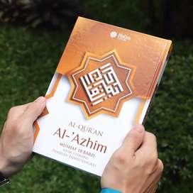 Al Quran Mushaf Hafalan Tajwid Terjemah Penerbit Halim Quran