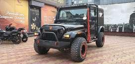 Mahindra Thar CRDE 4X4 BS IV, 2016, Diesel