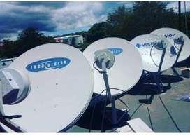 Marketing resmi Parabola Indovision MNC Vision satelit sband