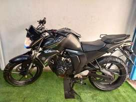 2018 Yamaha FZ(2471) single owner vechile at good condition.