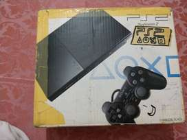 PS2 Slim Without Controller And Video Cable