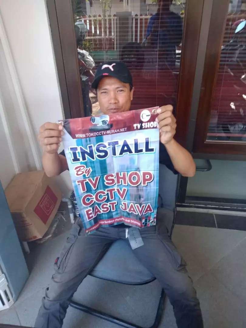 Paket 4 cctv FULL HD murah berkualitas garansi 3th 0