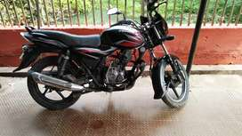 Discover 100 cc with five gear, new tyre, milage in town approx 60kmpl