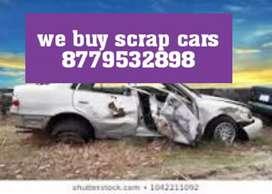 Scrap car buyers