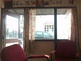 Rent on complete condition shop