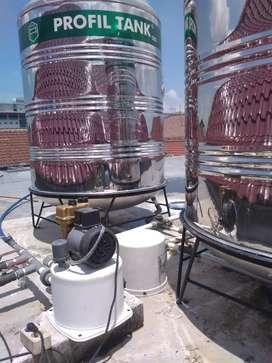 tukang pipa ledeng,pompa air,tandon air,kran air,pipa bocor/buntu