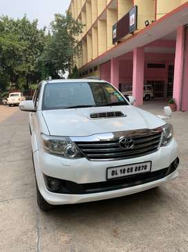 Deluxe condition Toyota Fortuner