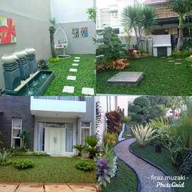 Tukang taman membuat Taman/renovasi taman rumah...