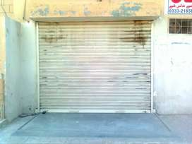 Shop for rent photocopy/general store/pharmacy in North Khi Sec11A