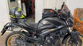 Dominar 400 ABS Black Color  | Ready to Tour