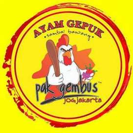 Lowongan Kerja Ayam Gepuk Pak Gembus, Pondok Arum
