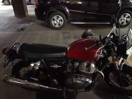 Re 650 ravishing red