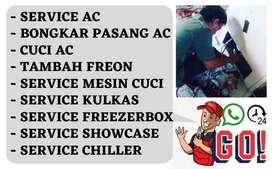 Service AC KULKAS FREEZERBOX Servis Mesin Cuci Krian Sidoarjo