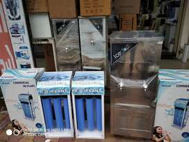 Domestic Commercial RO plant SS WATER COOLER Auto Cut Off Sensor