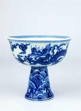 Stemcup Naga Ming Dynasty