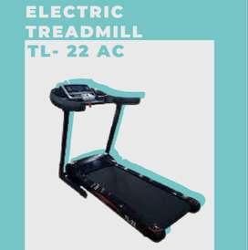 Electric Treadmill TL - 22 AC