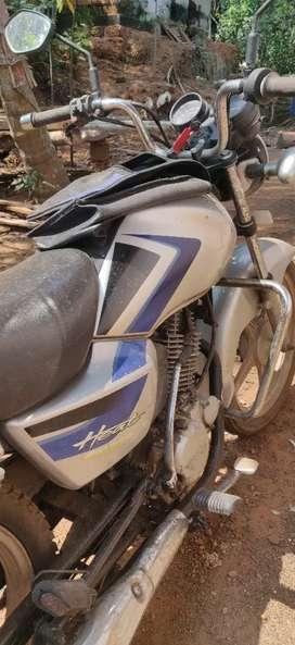 Suzuki heat.125 cc. Working condition. Less usage
