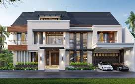 Jasa Arsitek Bekasi Desain Rumah 890m2